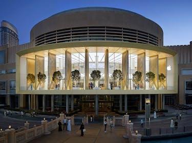 14 Stunning Images of Apple Dubai Mall