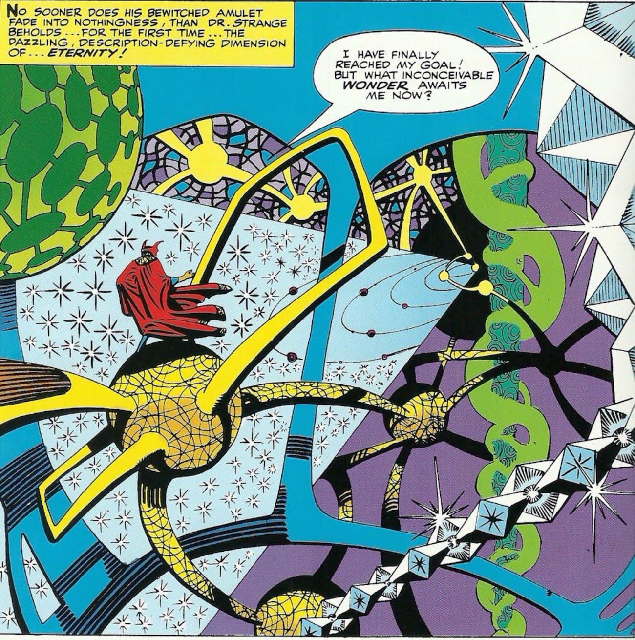 Doctor Strange Steve Ditko