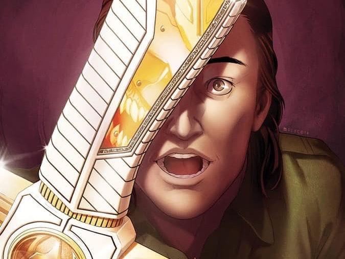 White Ranger Could Return in 'Power Rangers' Comic Book