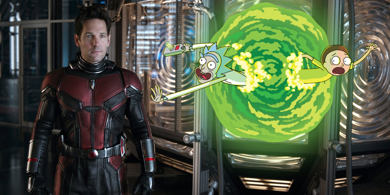 The comedy of 'Rick and Morty' inspired 'Ant-Man and the Wasp' director Peyton Reed.