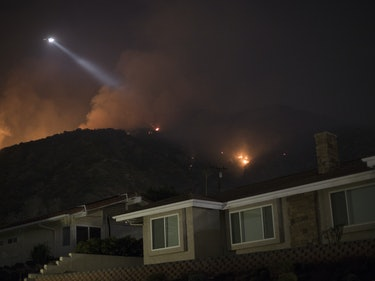 Drones Keep Shutting Down Air Operations Over Wildfires