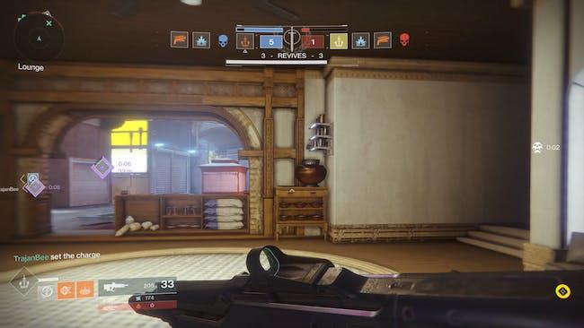 Destiny 2 Bungie Activision Crucible Competitive Multiplayer Warlock Titan Hunter
