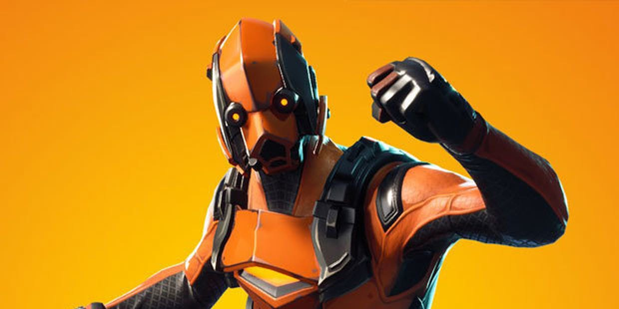 Vertex 'Fortnite': Skins, Drum Gun and More Leaked in Update