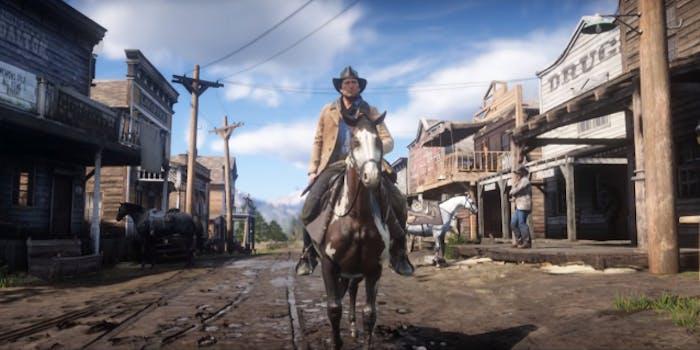 Saddle up, partner.