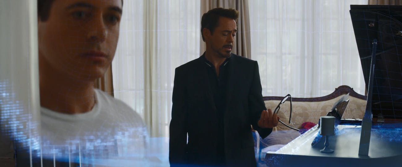 BARF allows Tony to experience memories as if he were there. Could they use that in 'Avengers 4'?