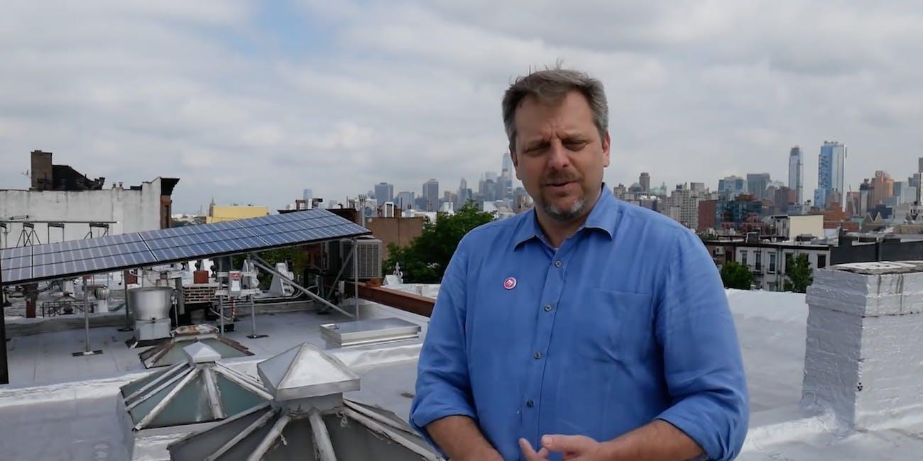 Brooklyn Microgrid peer to peer energy sales New York City blockchain
