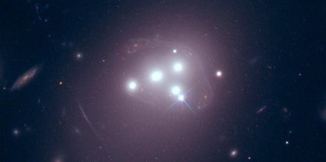 abell 3827 galactic cluster
