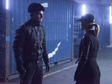 Prometheus Doesn't Need to Be Around to Tear Team Arrow Apart
