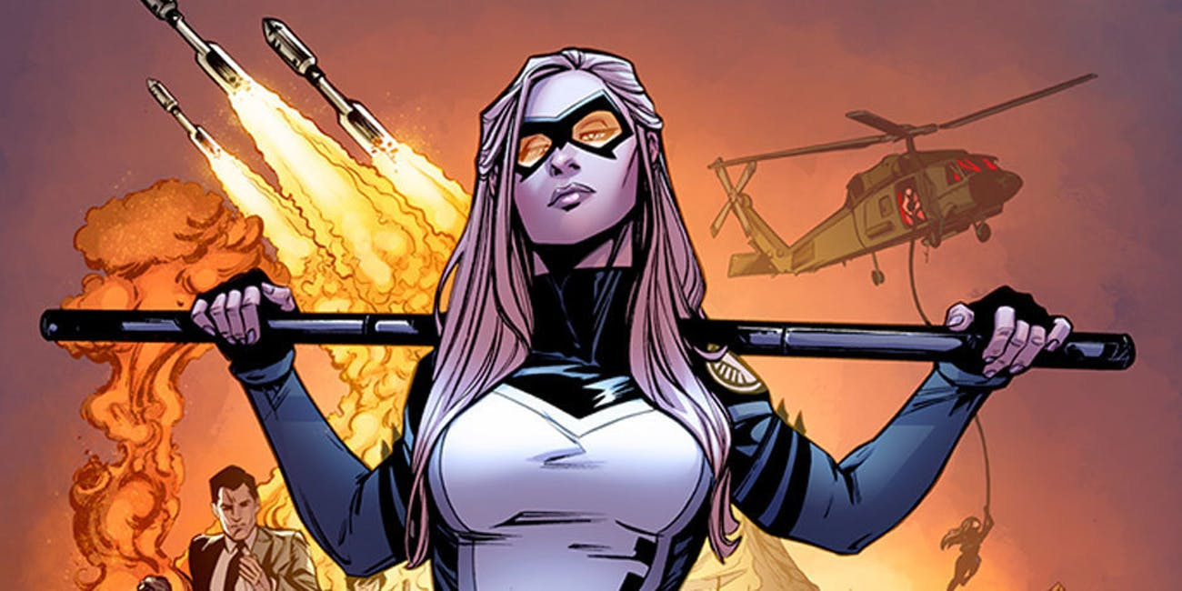 Cover for Marvel's Mockingbird #1