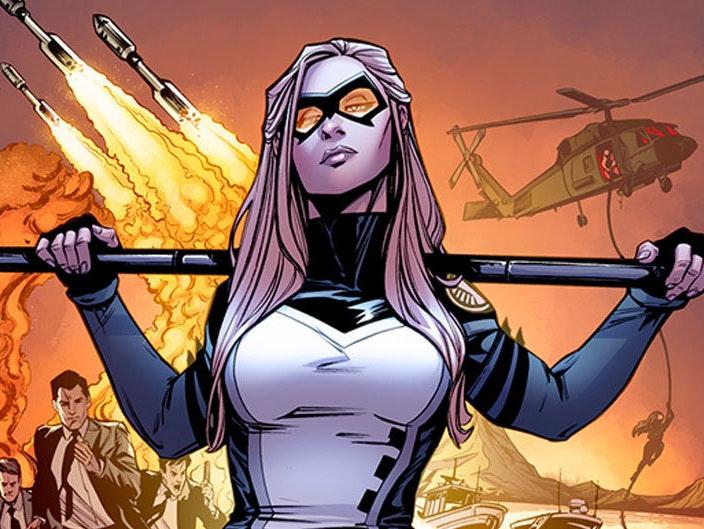 Marvel Teases Polyamorous Hero in Hawkeye's Ex, 'Mockingbird'