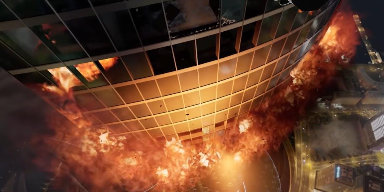 'Skyscraper' VR experience.