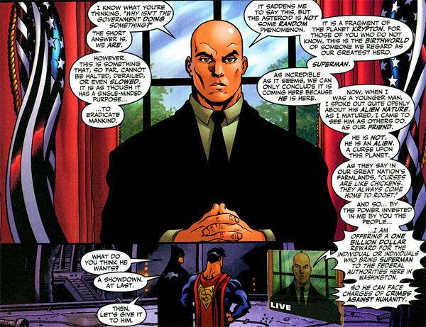 Vote cobblepot trump or luthor the superherohype forums for Bureau 39 superman