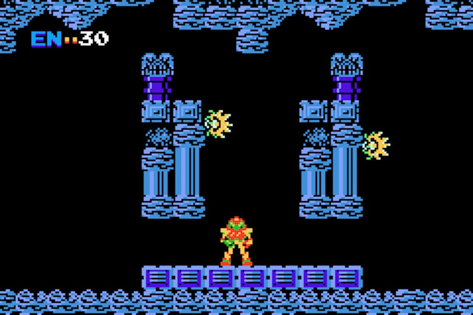 metroid original game