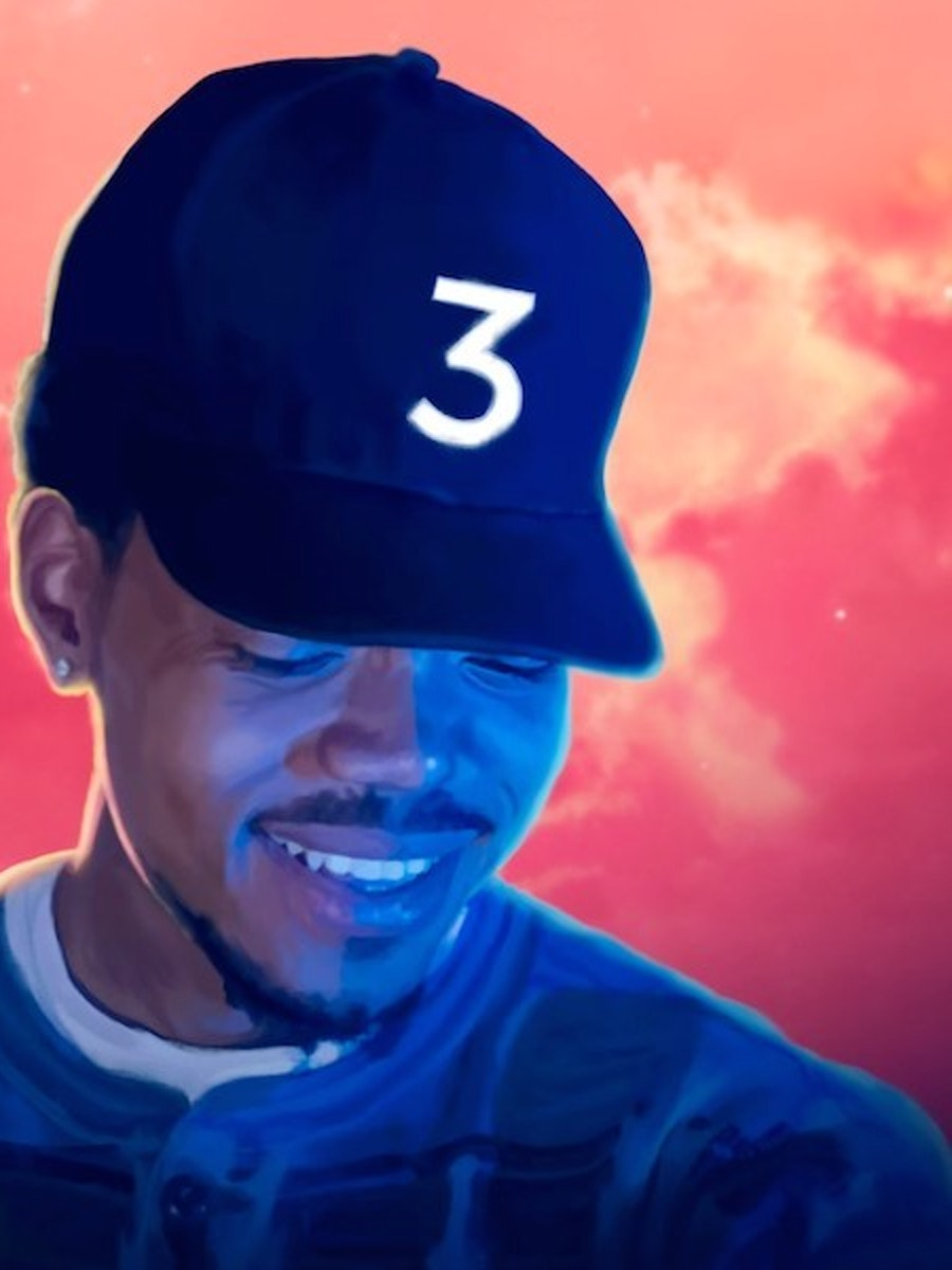coloring book chance the rapper how to listen to chance the rapper 39 s new album 39 coloring