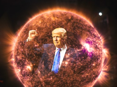 Space Exploration and Mars Under President Donald Trump