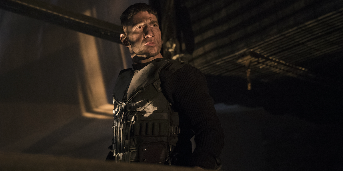 The Punisher's Co-Creator Loves His Work, But Really Hates Nazis