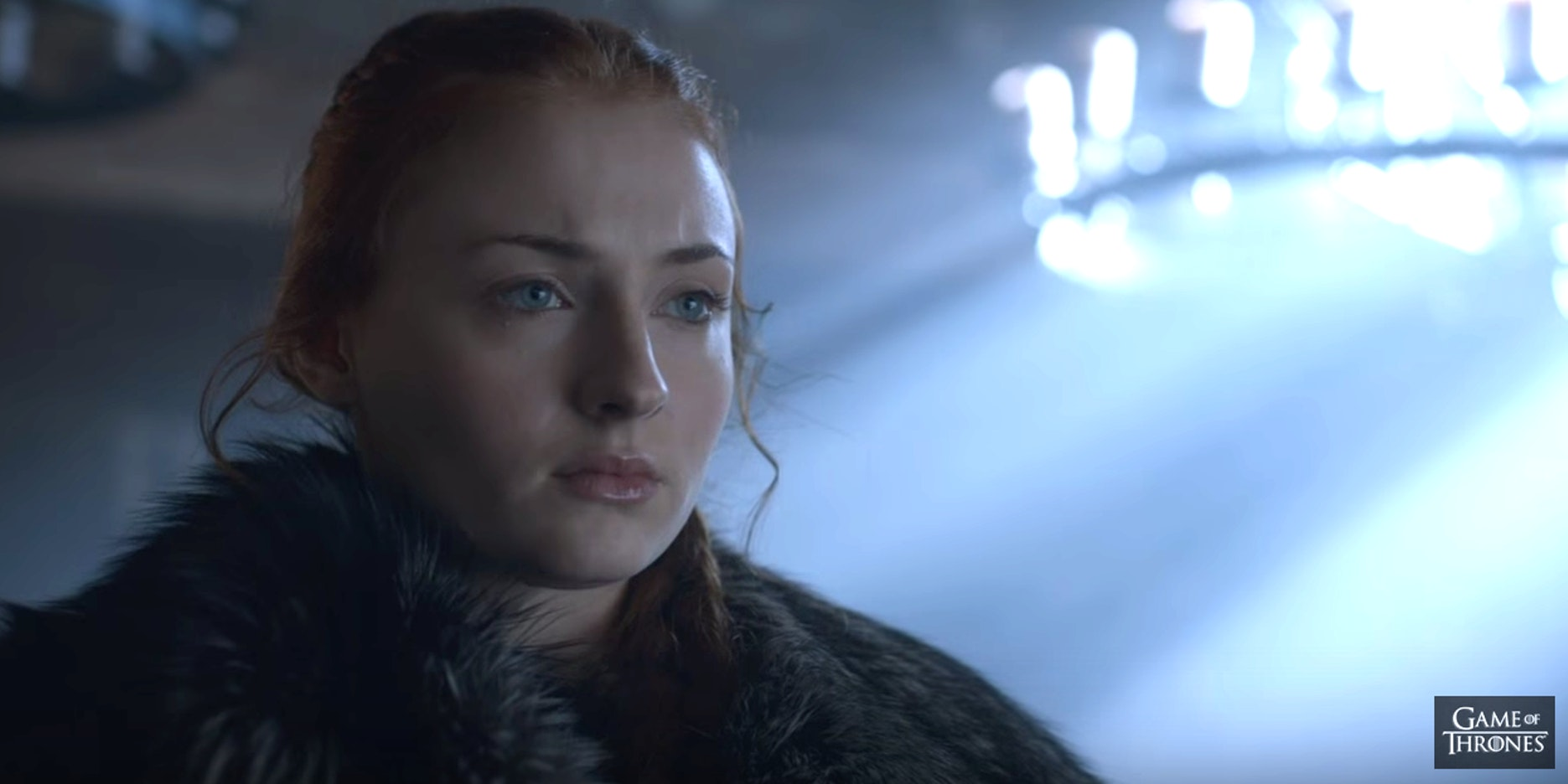 Sansa Stark is Queen of the North in Game of Thrones Season 7