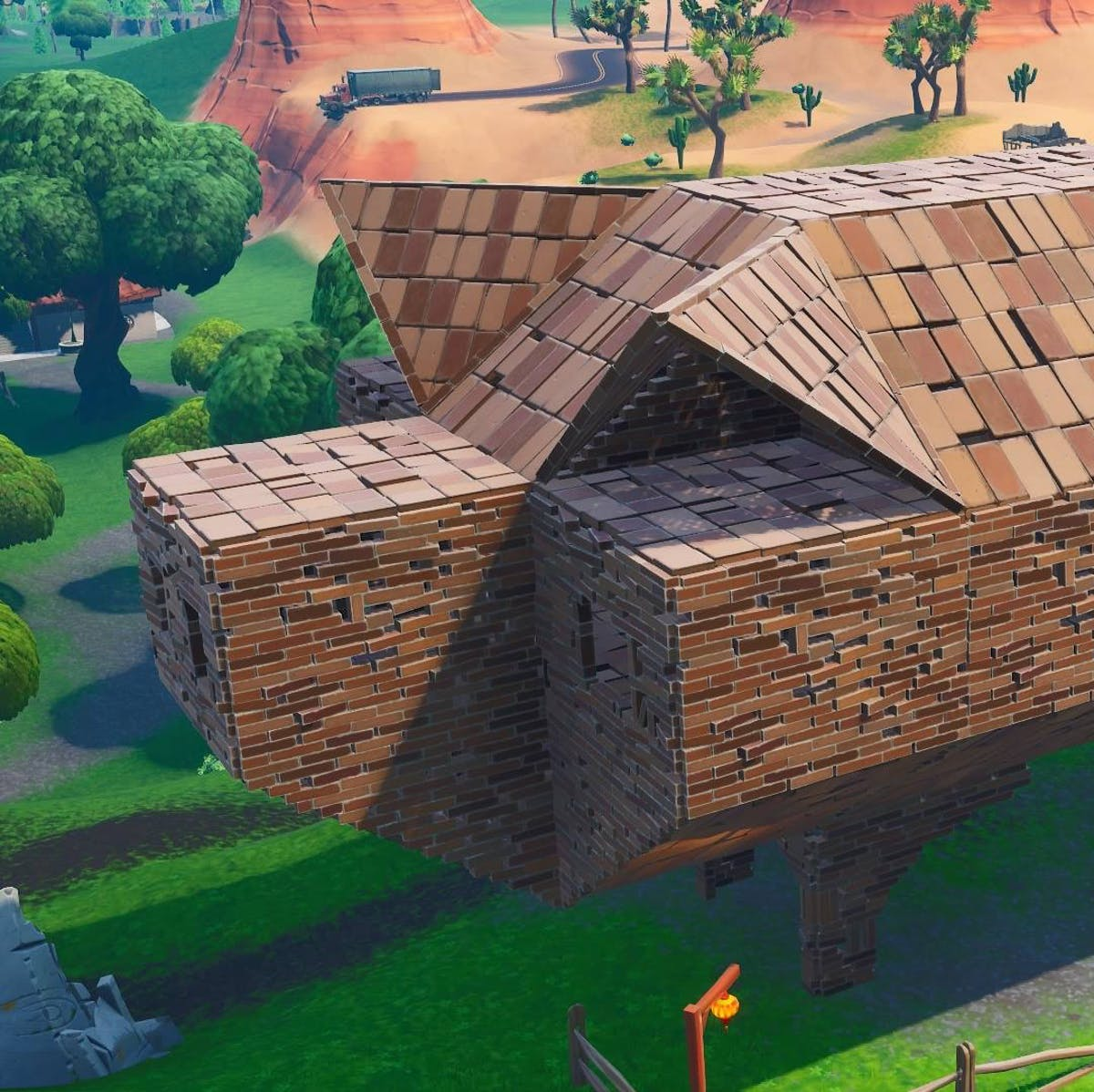 fortnite wooden rabbit stone pig and metal llama locations and map inverse - fortnite visit a wooden rabbit stone pig