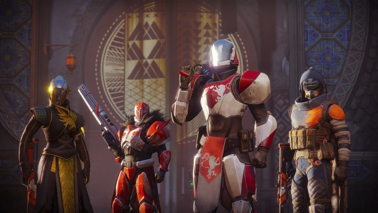The Crucible PvP experience has been overhauled and focused on 4 vs. 4 experiences.