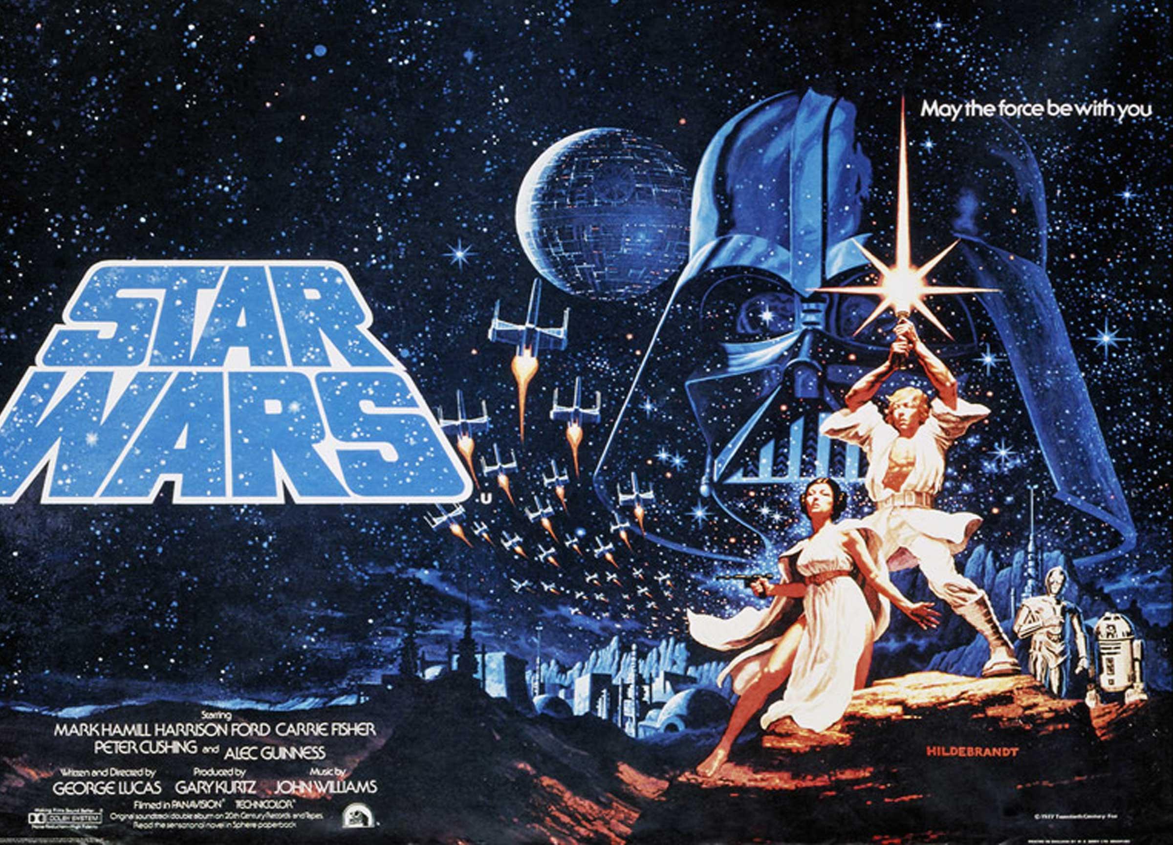 9d2b0b92765f3c When Did  Star Wars  Become  A New Hope   37 Years Ago