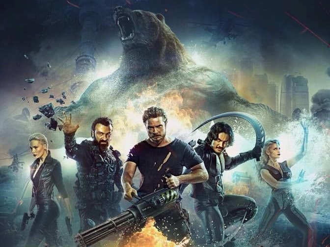Which Superhero Team Could Pummel Russia's 'Guardians'?
