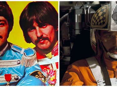The Beatles' 'Sgt. Pepper' and 'Star Wars' Mashup Wins the Internet