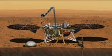 NASA Reschedules Delayed InSight Mars Mission to May 2018