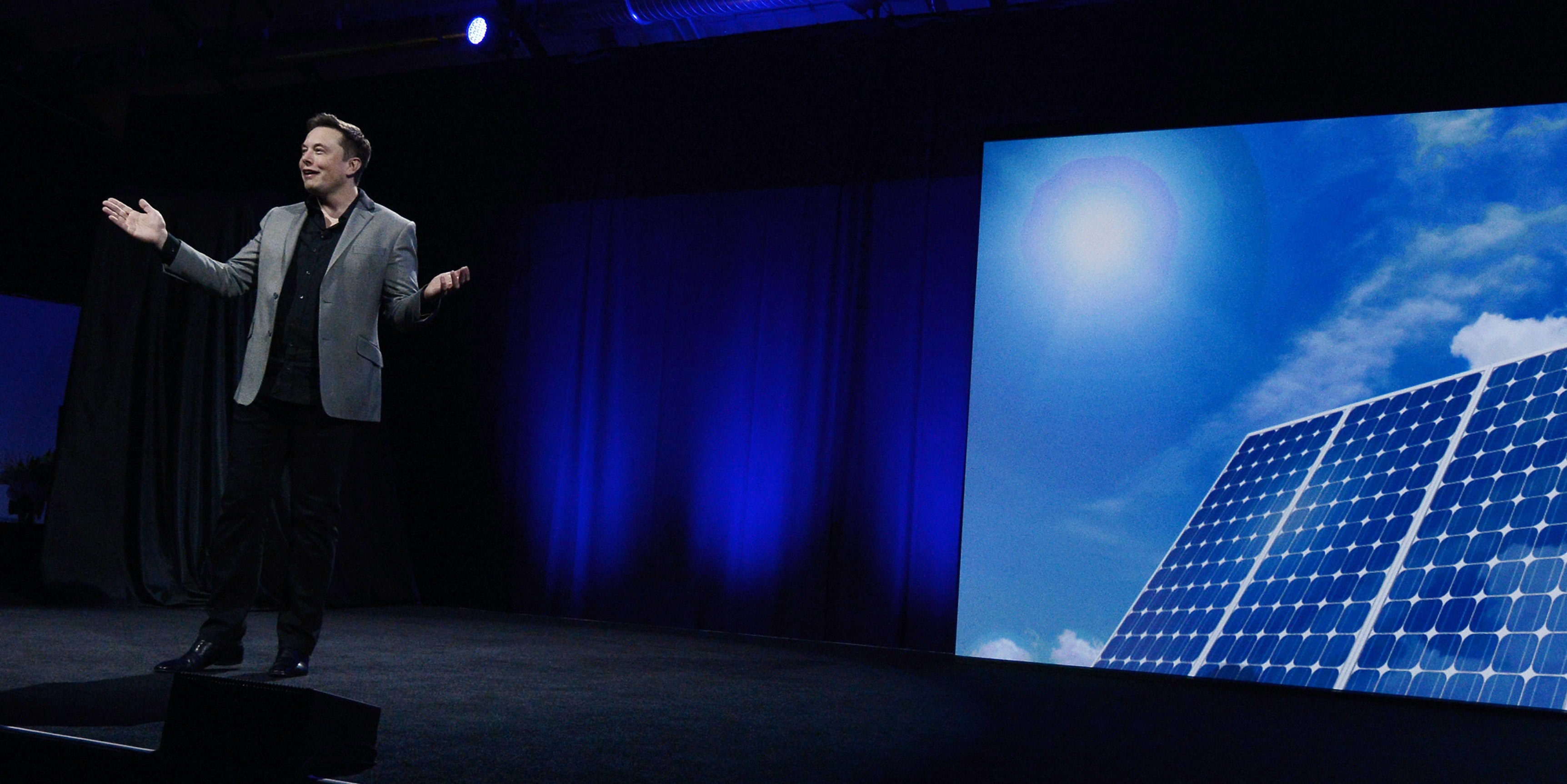 Elon Musk Says Tesla Solar City S Roof Will Cost Less