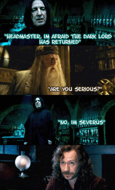 25 Of The Most Hilarious Harry Potter Memes Inverse