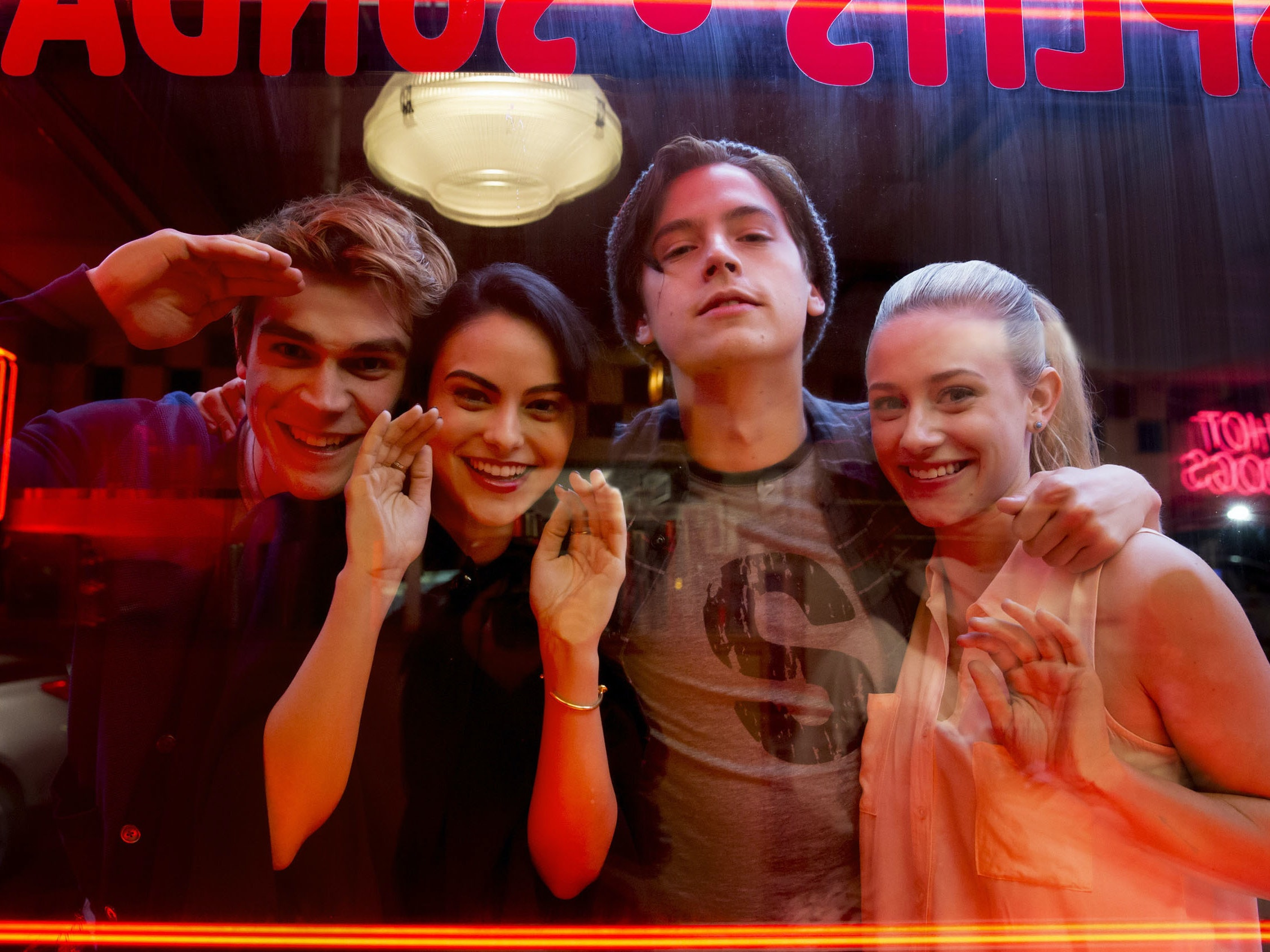 The Kids of 'Riverdale' Are Charmingly Down With O.P.P.