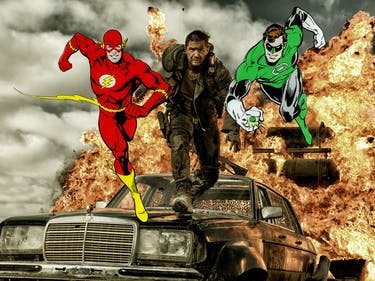 'Mad Max' Director's 'Justice League' Was Apparently Dope AF