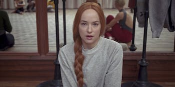 Suspiria Amazon Reboot