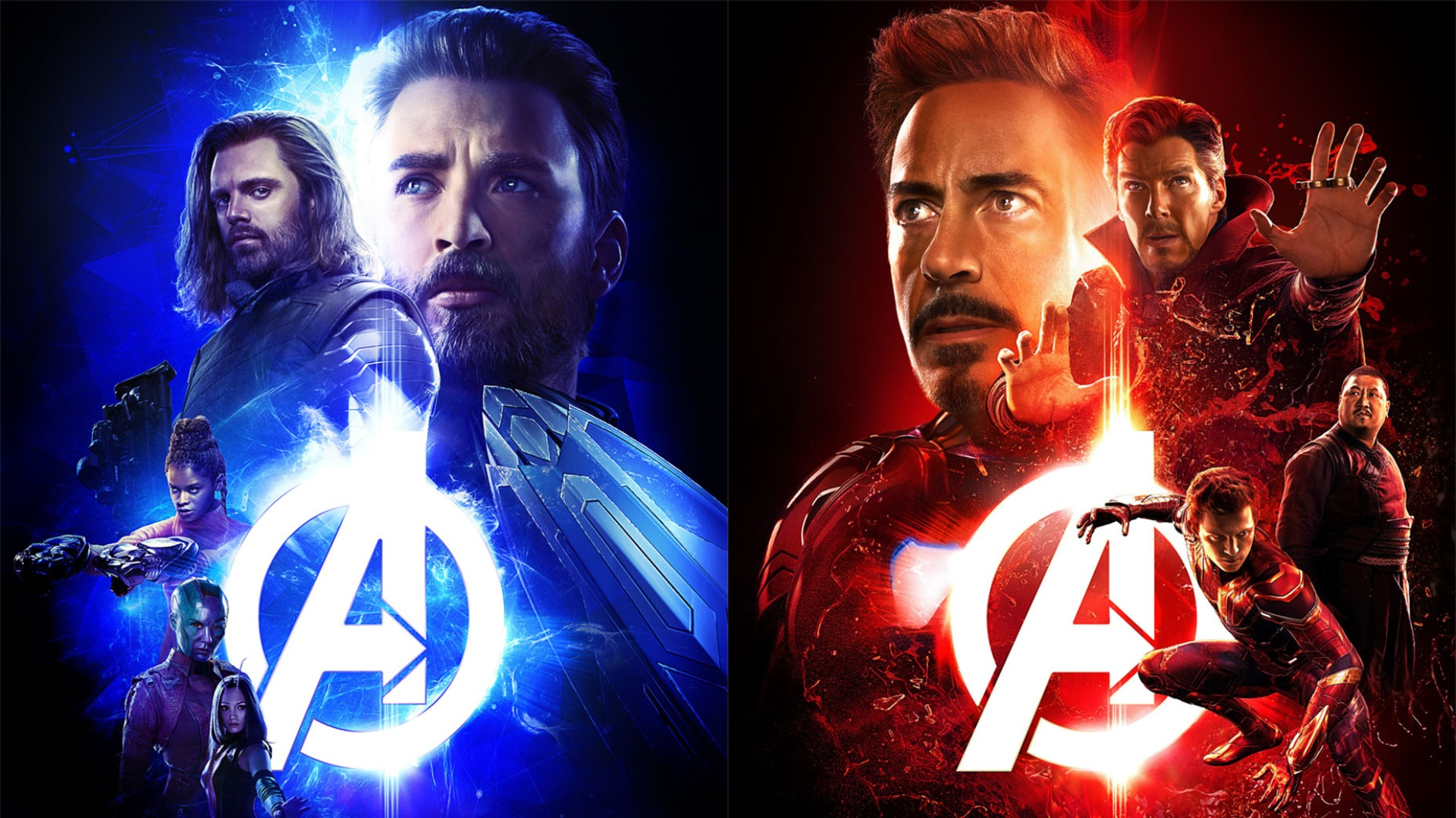 5 'infinity war' posters reveal the new avengers team-ups | inverse