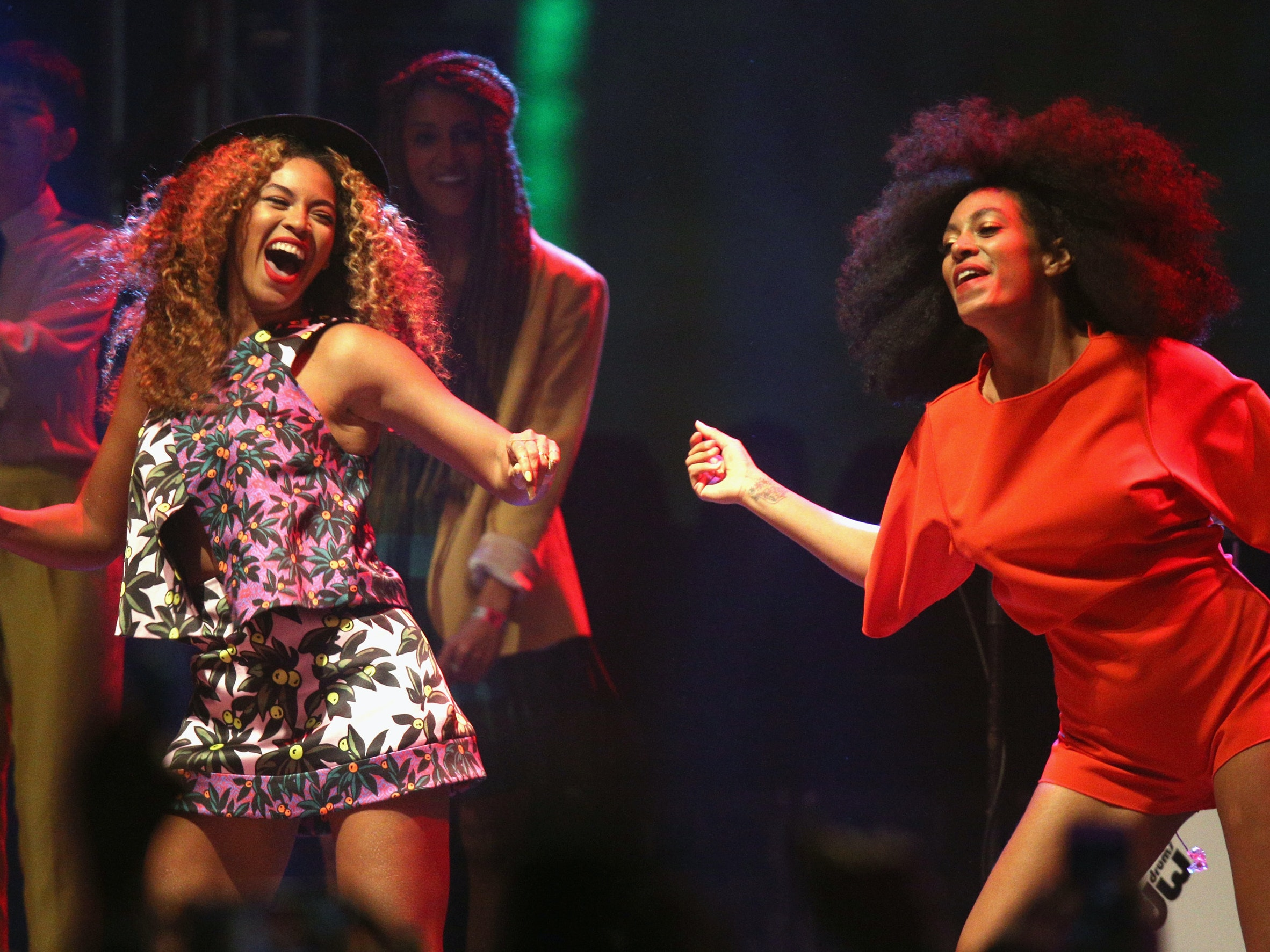 Yes, Beyonce and Solange Have Musical Genes (Also Work Ethic)