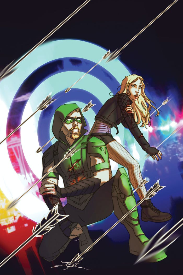 Green Arrow Benjamin Percy 12
