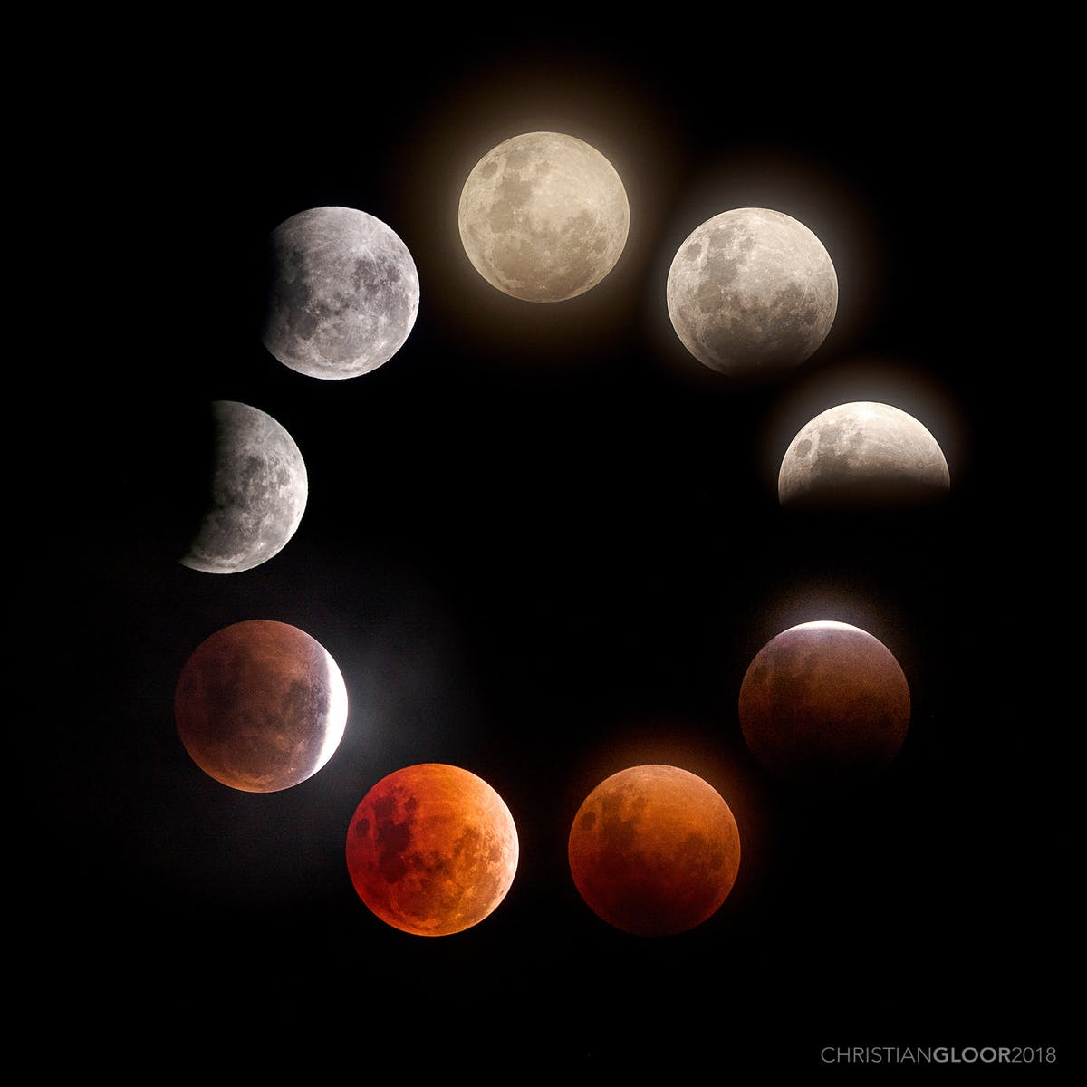 Lunar Eclipse 2018: 3 Ancient and Modern Rituals Tied to the Heavenly Event