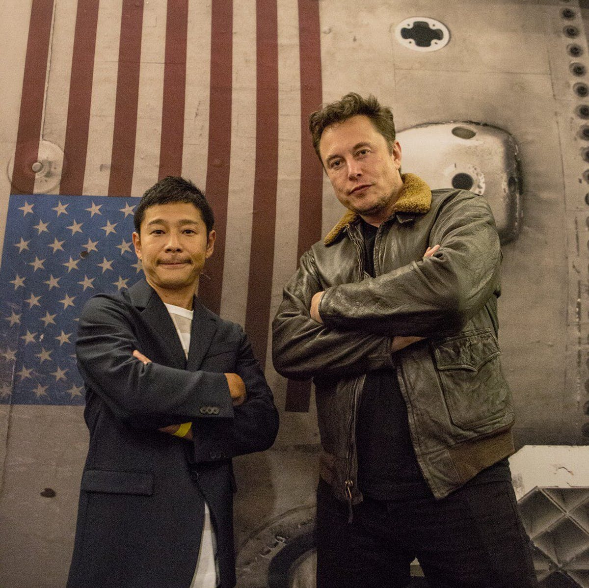 SpaceX's Lunar Passenger, One Year After Reveal, Is Preparing for Lift-Off
