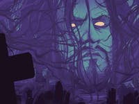 The Undertaker WWE BOOM Studios