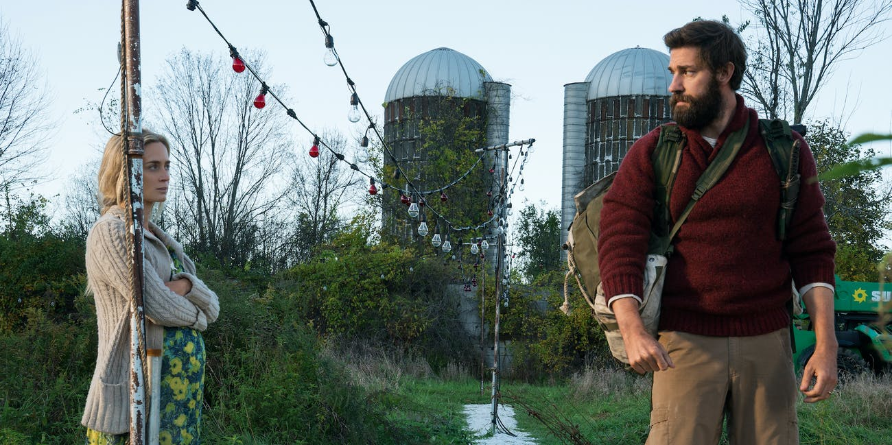 'A Quiet Place' follows Lee and Evelyn Abbott as they struggle to protect their children and nurture them in the apocalypse.