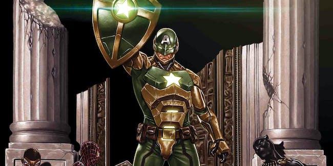 Marvel Secret Empire Hydra Nazi Captain America