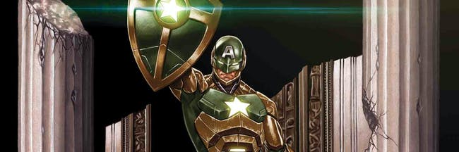 Marvel Secret Empire Hydra Nazi Captain America