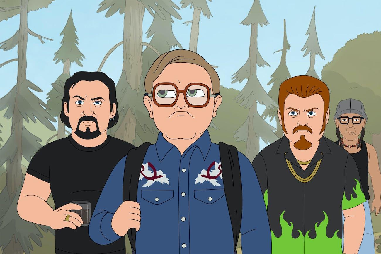 Trailer park boys the animated series