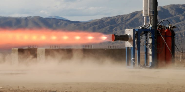 """SpaceX, Virgin Galactic Vets Create """"Vector Space"""" Company to Launch Micro Satellites"""