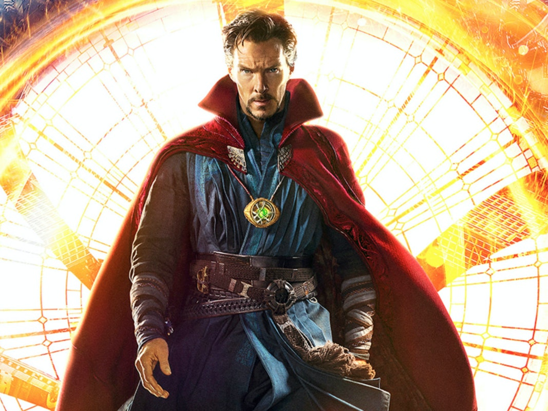 A Physicist Explains Consciousness to 'Doctor Strange'