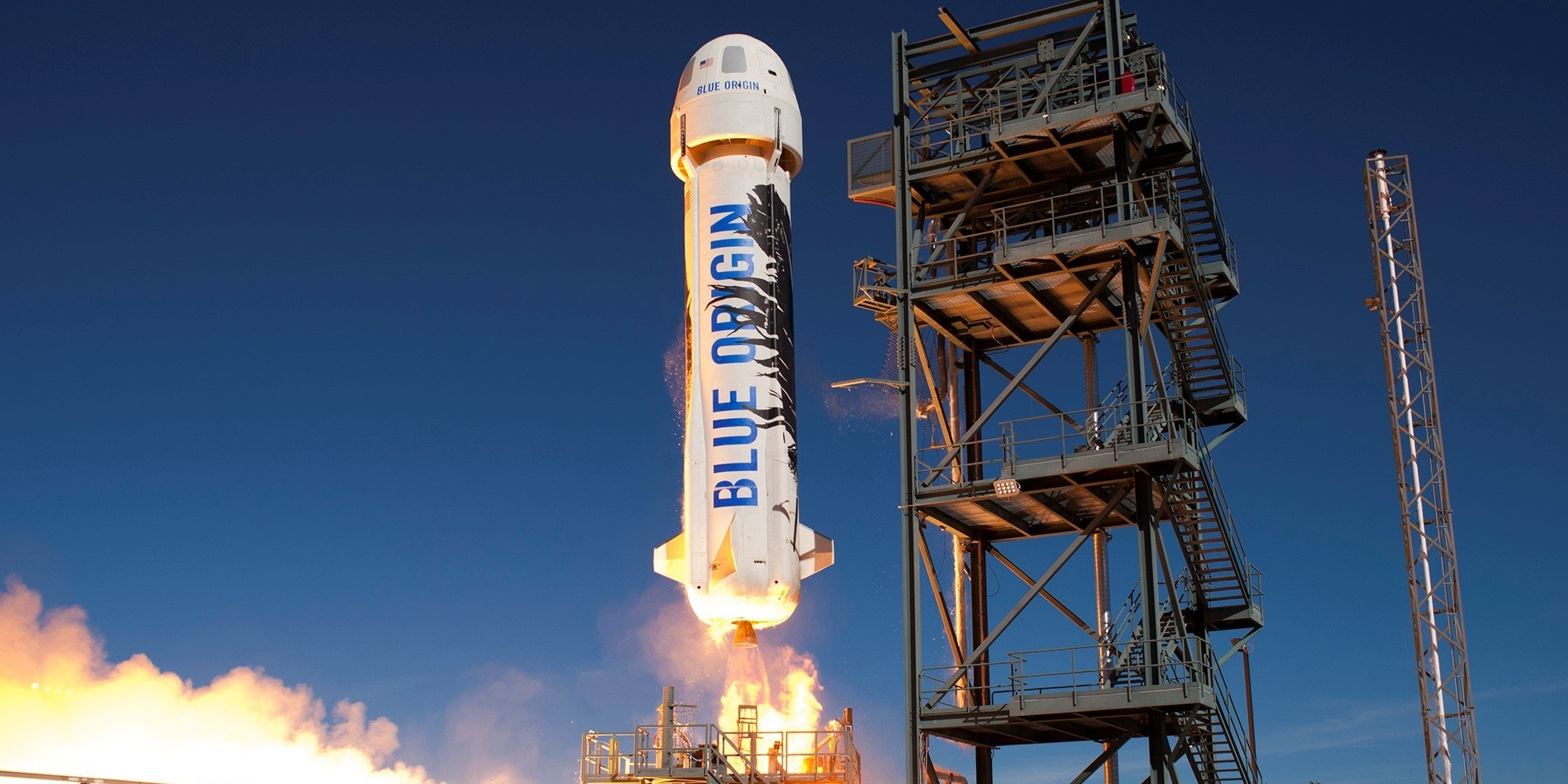 Jeff Bezos' Blue Origin Might Start Sending Tourists to Space in 2018