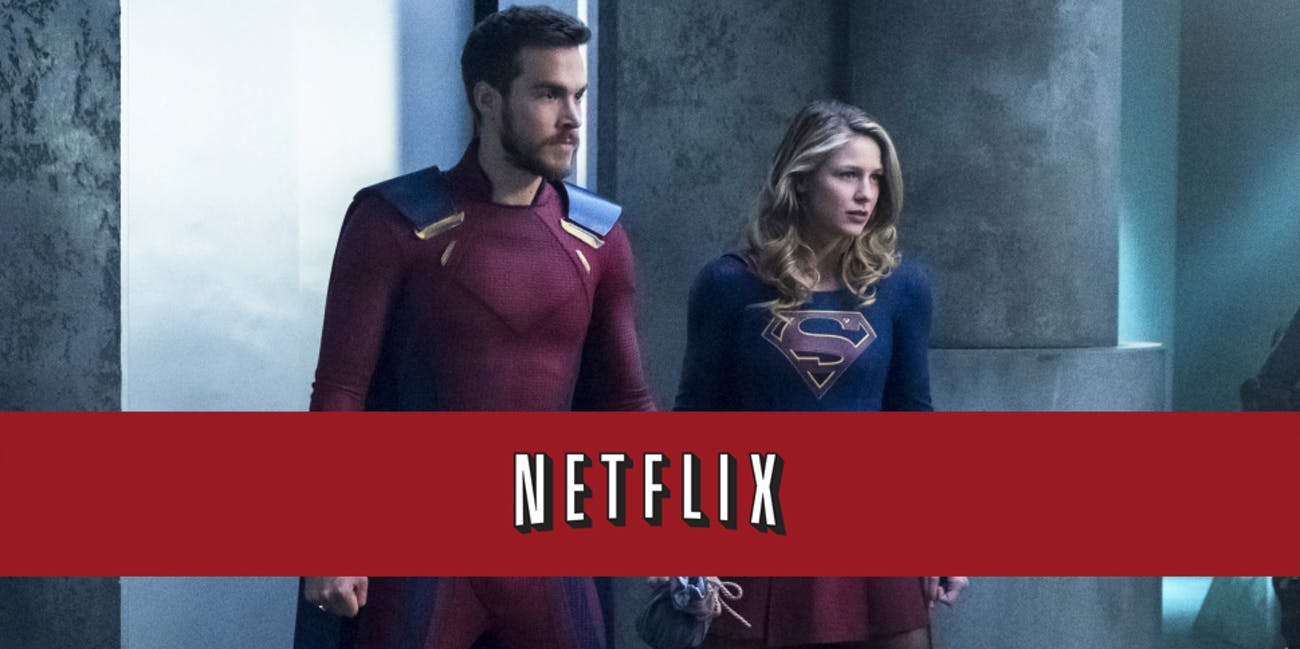Supergirl Season 3 Netflix