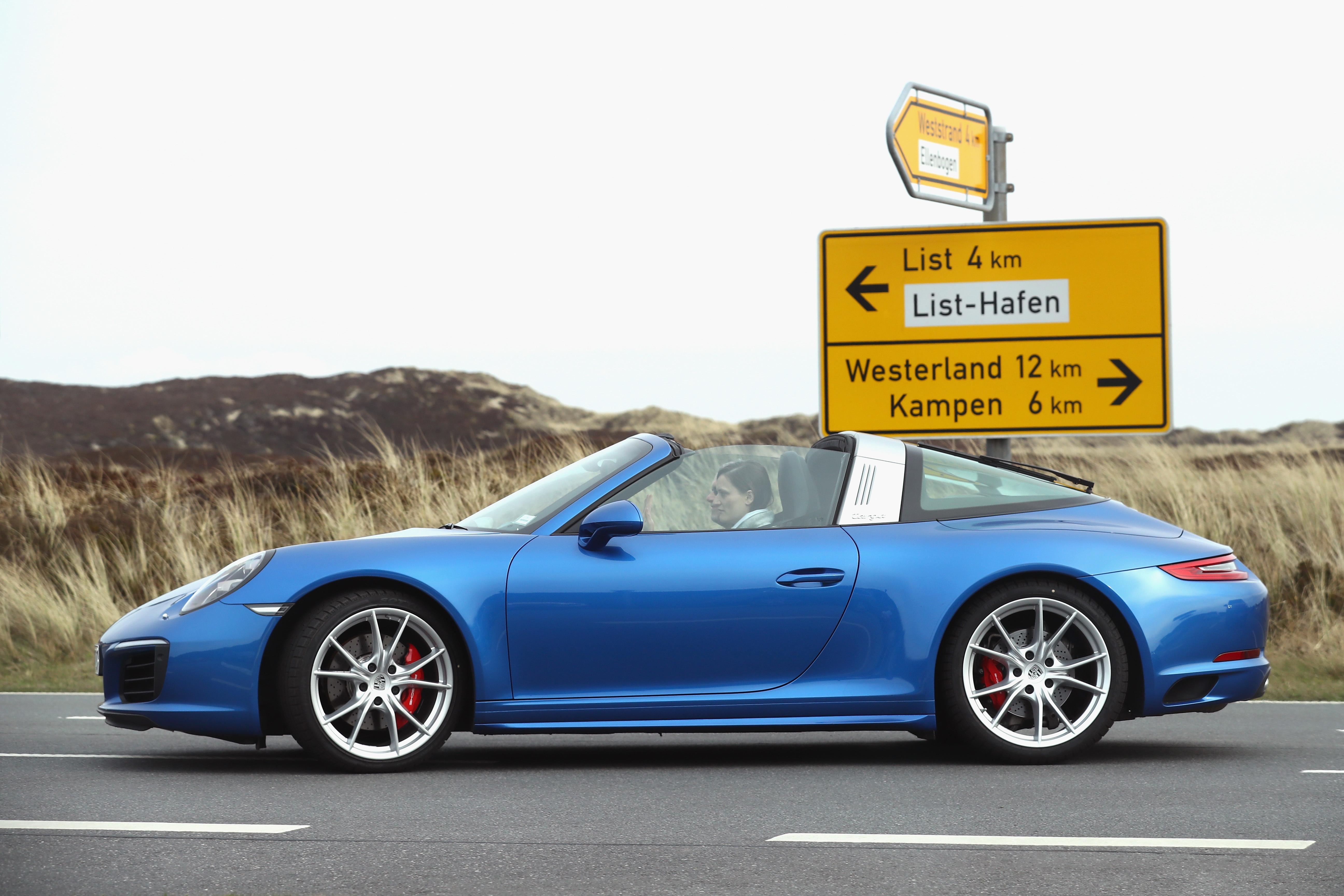 Porsche Will Never Build a Fully Autonomous Car