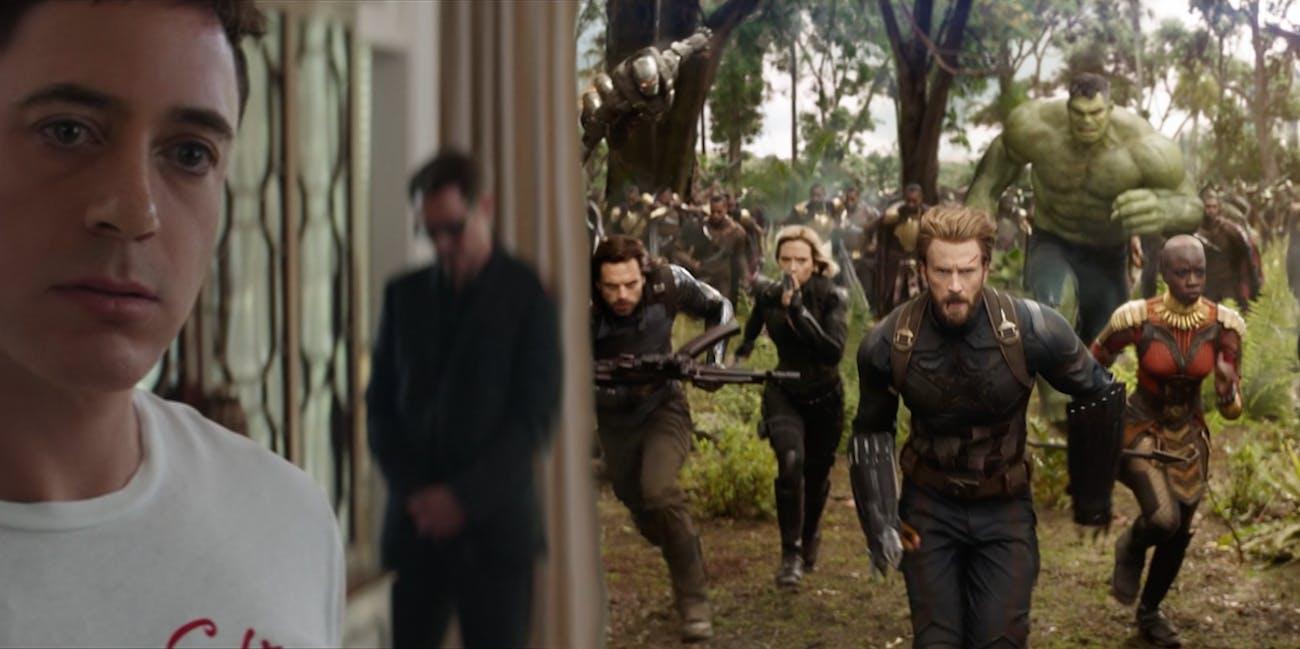 Marvel Civil War Avengers 4