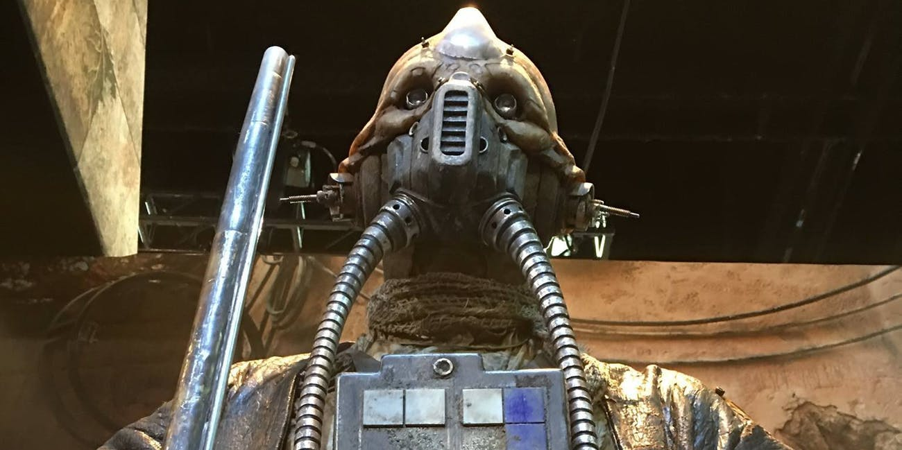 Edrio Two Tubes from 'Rogue One'