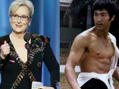 Meryl Streep's Golden Globes Speech Ignored the Legacy of MMA and Asian Hollywood